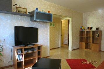 3-комн. квартира, 60 кв.м. на 6 человек, Цветной проезд, 9, Советский район, Новосибирск - Фотография 1