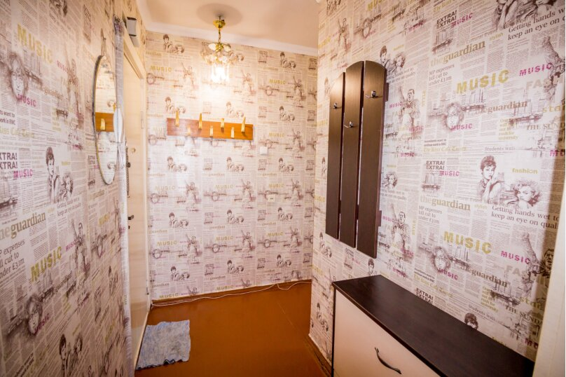 1-комн. квартира, 35 кв.м. на 5 человек, переулок Иванова, 5А, Алушта - Фотография 5