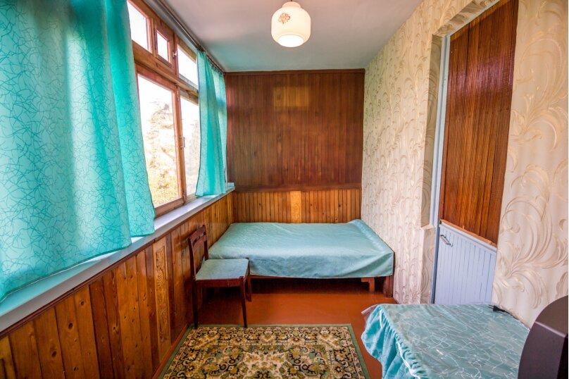 1-комн. квартира, 35 кв.м. на 5 человек, переулок Иванова, 5А, Алушта - Фотография 7