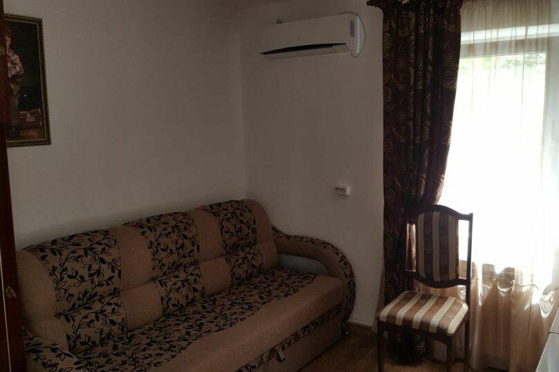 Дом, 30 кв.м. на 4 человека, 2 спальни, улица Циолковского, 11, Геленджик - Фотография 3