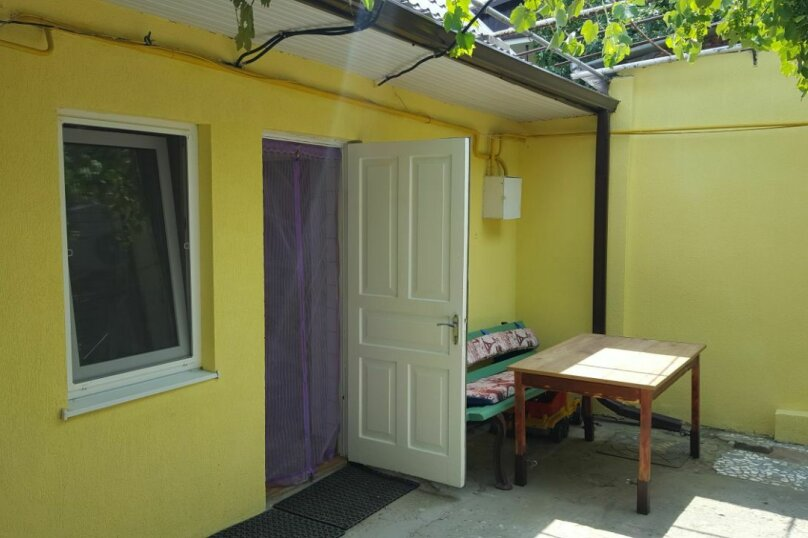 Дом, 30 кв.м. на 4 человека, 2 спальни, улица Циолковского, 11, Геленджик - Фотография 1