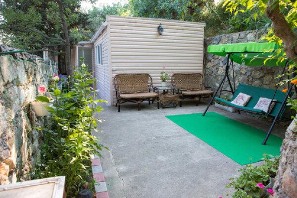Домик в Форосе, 35 кв.м. на 5 человек, 1 спальня