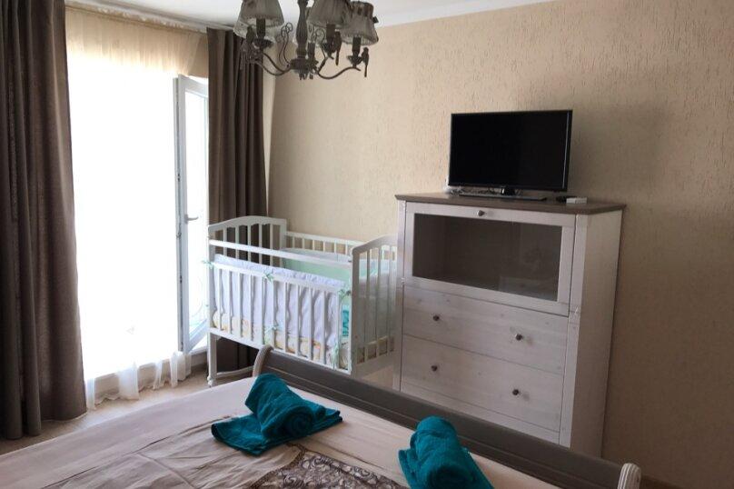 Дом, 90 кв.м. на 5 человек, 2 спальни, улица Гагарина, 4, Евпатория - Фотография 17