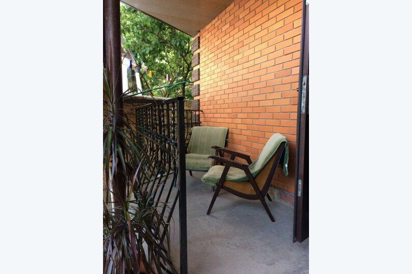 2-комн. квартира, 30 кв.м. на 4 человека, улица Самариной, 9, Феодосия - Фотография 12