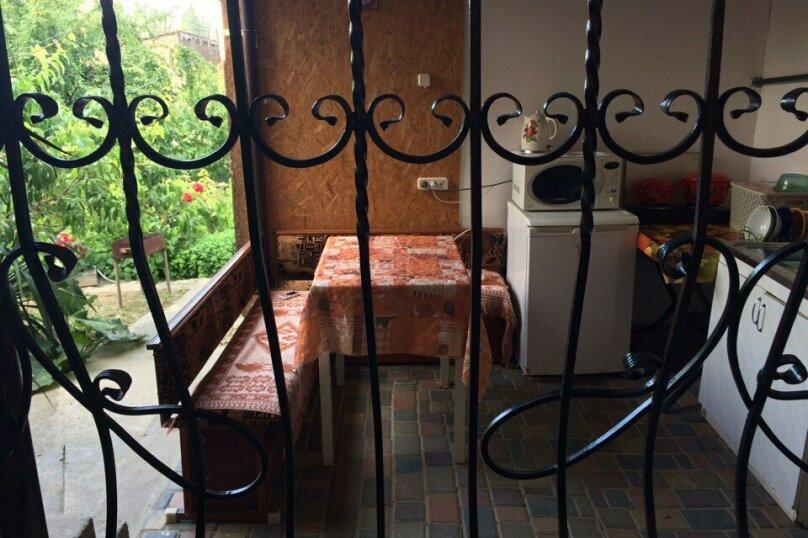 2-комн. квартира, 30 кв.м. на 4 человека, улица Самариной, 9, Феодосия - Фотография 13