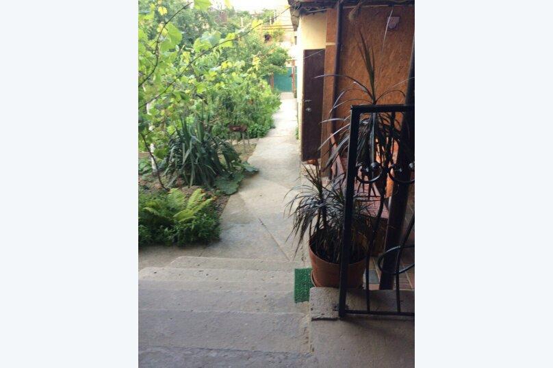 2-комн. квартира, 30 кв.м. на 4 человека, улица Самариной, 9, Феодосия - Фотография 16