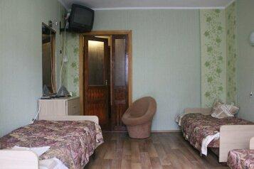 Дом одноэтажный в общем дворе, 45 кв.м. на 7 человек, 2 спальни, Пляжный переулок, 6, Евпатория - Фотография 3