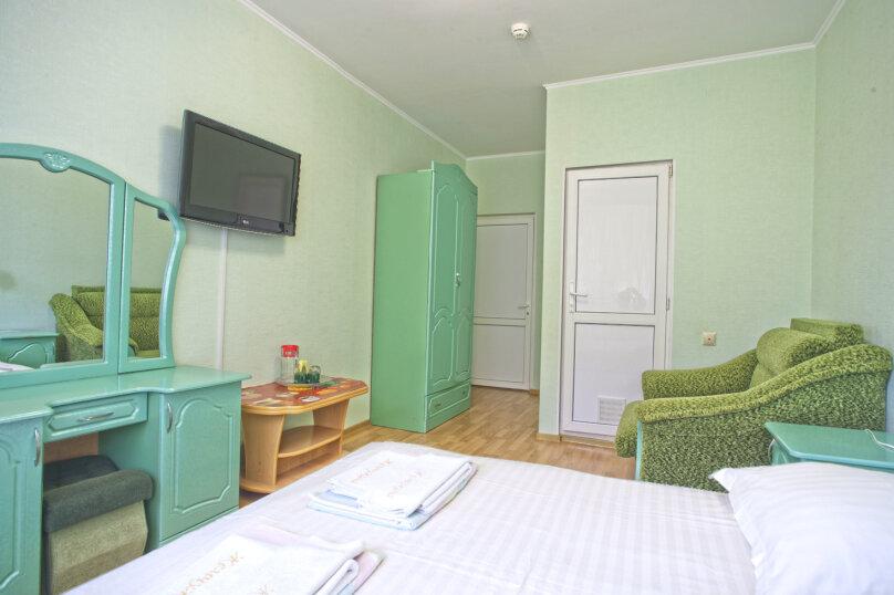 Маленький номер с балконом на 3 этаже, улица Калараш, 45/1, Лазаревское - Фотография 1