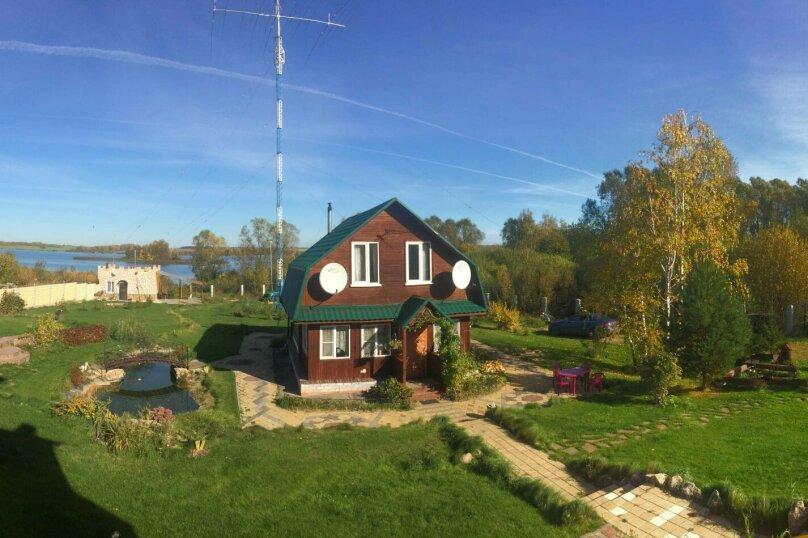Домик с камином на берегу реки, 45 кв.м. на 4 человека, 1 спальня, село Тимонькино, 52, Нижний Новгород - Фотография 10