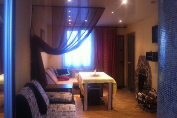 Домик с камином на берегу реки, 45 кв.м. на 4 человека, 1 спальня, село Тимонькино, 52, Нижний Новгород - Фотография 1