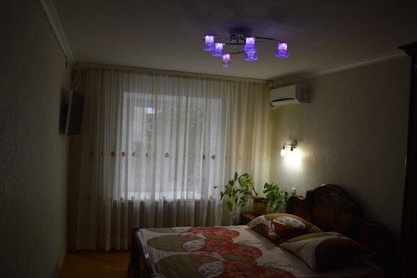 2-комн. квартира, 59 кв.м. на 5 человек, улица Шафиева, 24/1, Уфа - Фотография 1