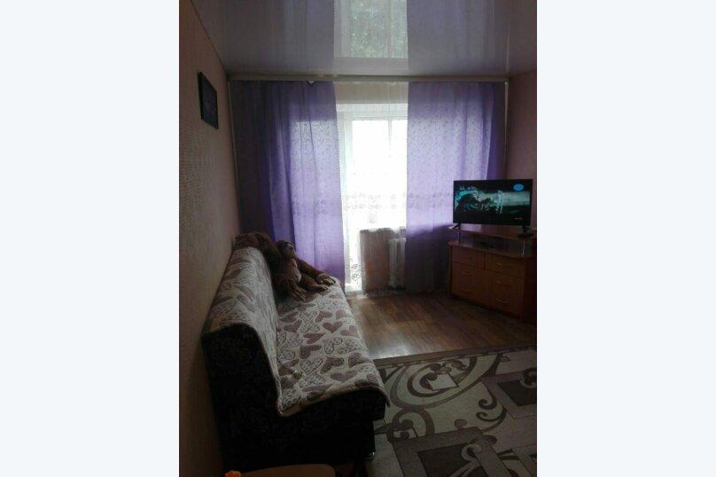 1-комн. квартира на 5 человек, переулок Нахимова, 14, Томск - Фотография 5