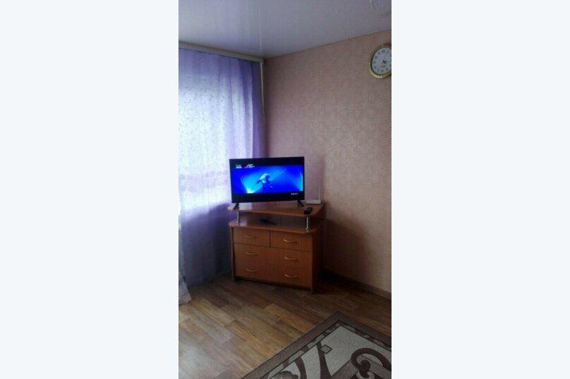 1-комн. квартира на 5 человек, переулок Нахимова, 14, Томск - Фотография 6