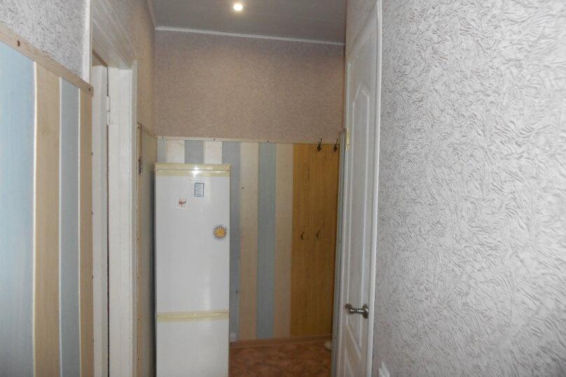 2-комн. квартира на 5 человек, улица Нахимова, 5, поселок Орджоникидзе, Феодосия - Фотография 3