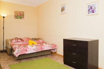 1-комн. квартира, 33 кв.м. на 2 человека, проспект Карла Маркса, Омск - Фотография 1