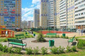 1-комн. квартира, 50 кв.м. на 4 человека, улица Пирогова, Чебоксары - Фотография 4