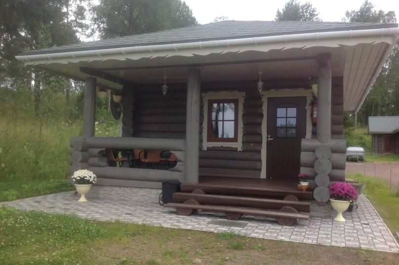 Дом, 50 кв.м. на 6 человек, 1 спальня, Солнечная, 47а, Лахденпохья - Фотография 14