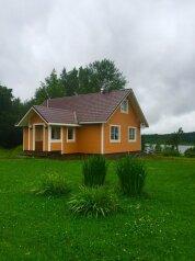 2-этажный, теплый и уютный дом у озера , 170 кв.м. на 6 человек, 3 спальни, с. Кончезеро, , Петрозаводск - Фотография 1