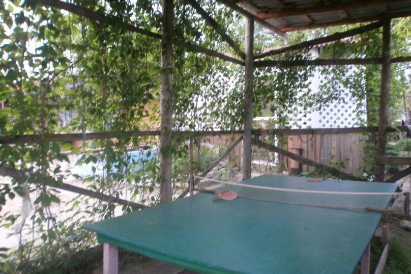 Домик однокомнатный трехместный, 20 кв.м. на 3 человека, 1 спальня, улица Чапаева, 105, Должанская - Фотография 9