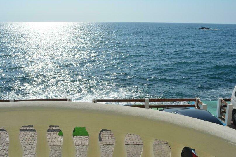"""С видом на море, Кооператив """"Утес"""", первая линия, 154, Утес - Фотография 3"""