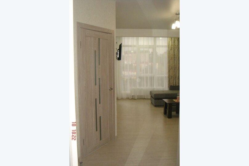 1-комн. квартира, 40 кв.м. на 4 человека, переулок Горького, 18, Сочи - Фотография 10