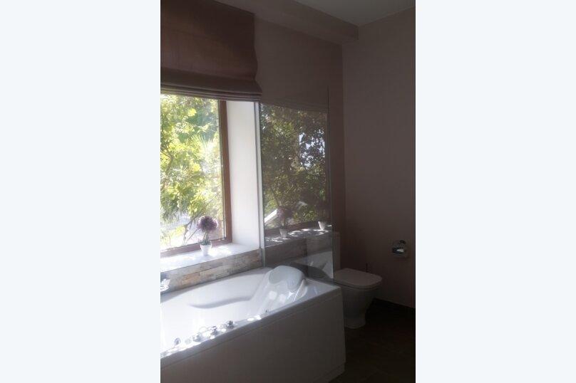 Эксклюзивное предложение на ЮБК, 320 кв.м. на 6 человек, 3 спальни, Тенистая улица, 52, Даниловка - Фотография 39