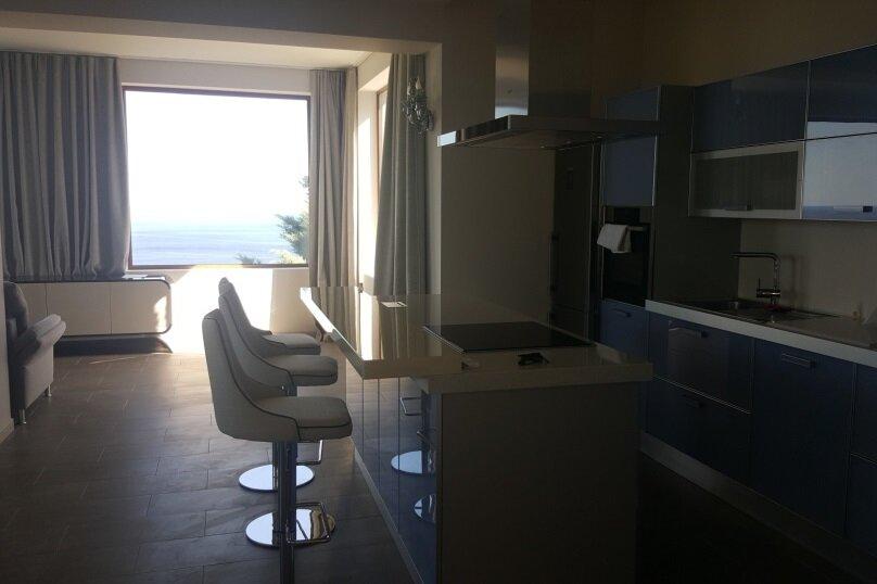 Эксклюзивное предложение на ЮБК, 320 кв.м. на 6 человек, 3 спальни, Тенистая улица, 52, Даниловка - Фотография 41