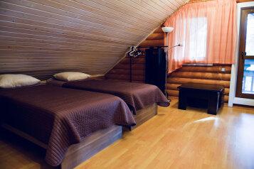 Коттедж на  берегу Сайменского канала, 60 кв.м. на 6 человек, 2 спальни, Казарменная улица, Выборг - Фотография 4