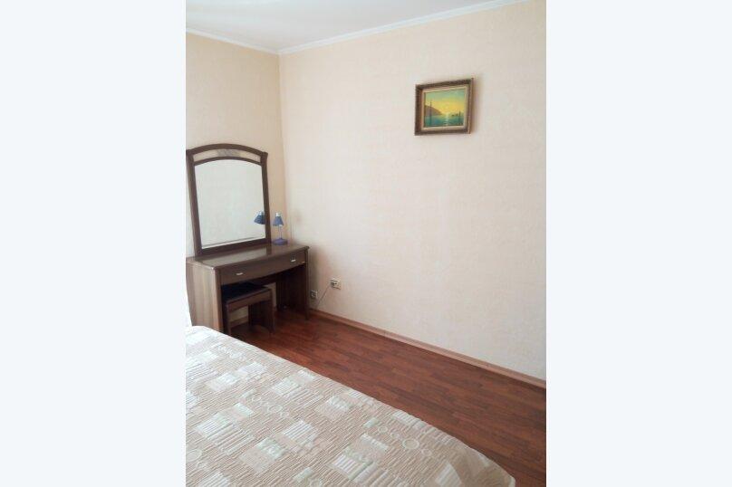 4-комн. квартира, 84 кв.м. на 6 человек, улица Подвойского, 9, Гурзуф - Фотография 4