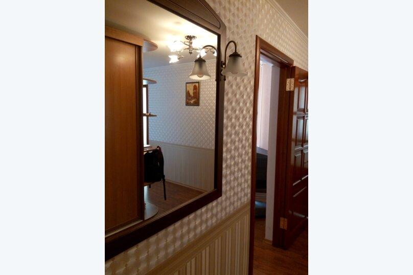 4-комн. квартира, 84 кв.м. на 6 человек, улица Подвойского, 9, Гурзуф - Фотография 5