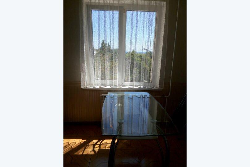 4-комн. квартира, 84 кв.м. на 6 человек, улица Подвойского, 9, Гурзуф - Фотография 9