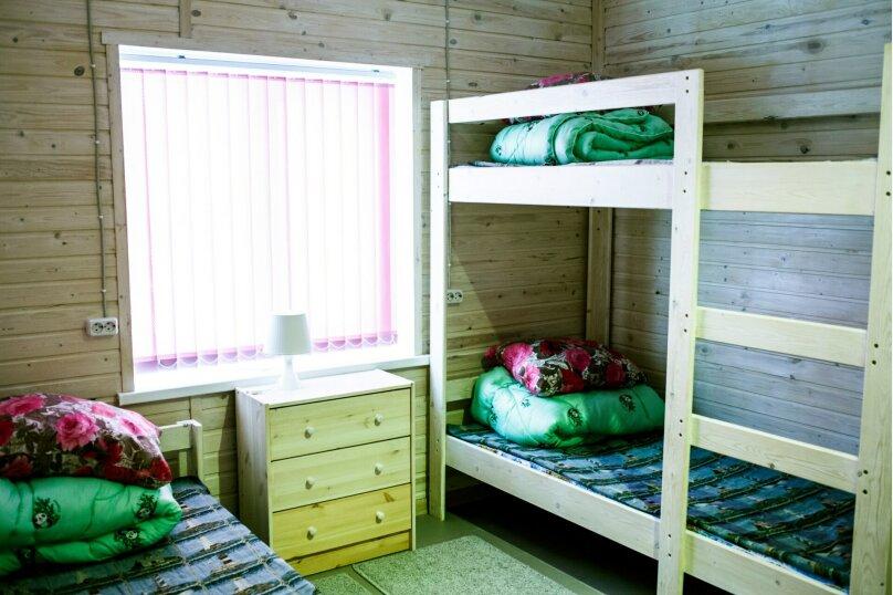 Гостевой дом , 90 кв.м. на 13 человек, 3 спальни, Пиньгуба, 1, Петрозаводск - Фотография 6