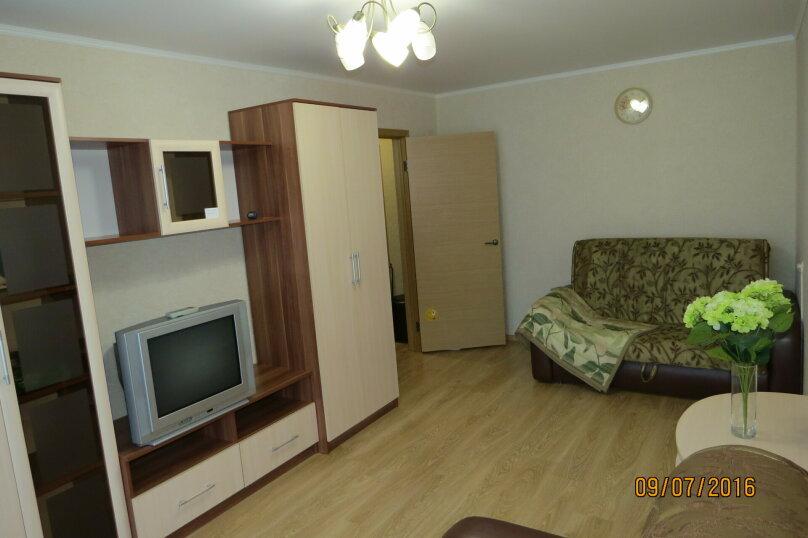 1-комн. квартира, 34 кв.м. на 3 человека, улица Гоголя, 37, Рязань - Фотография 1