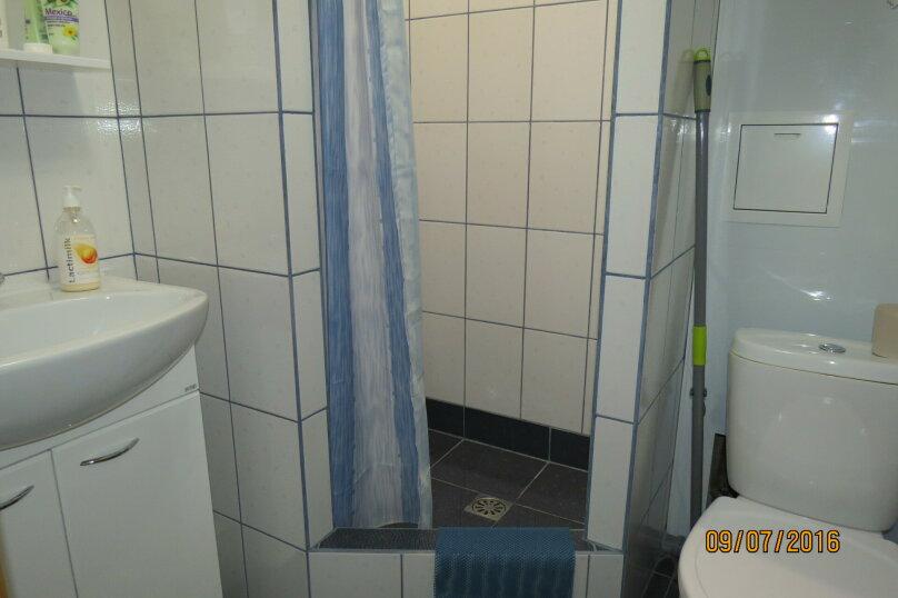 1-комн. квартира, 34 кв.м. на 3 человека, улица Гоголя, 37, Рязань - Фотография 14