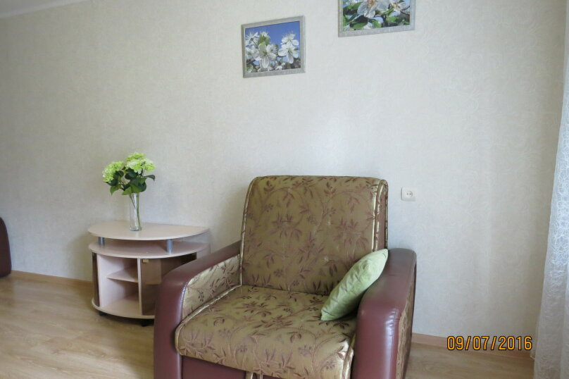 1-комн. квартира, 34 кв.м. на 3 человека, улица Гоголя, 37, Рязань - Фотография 16