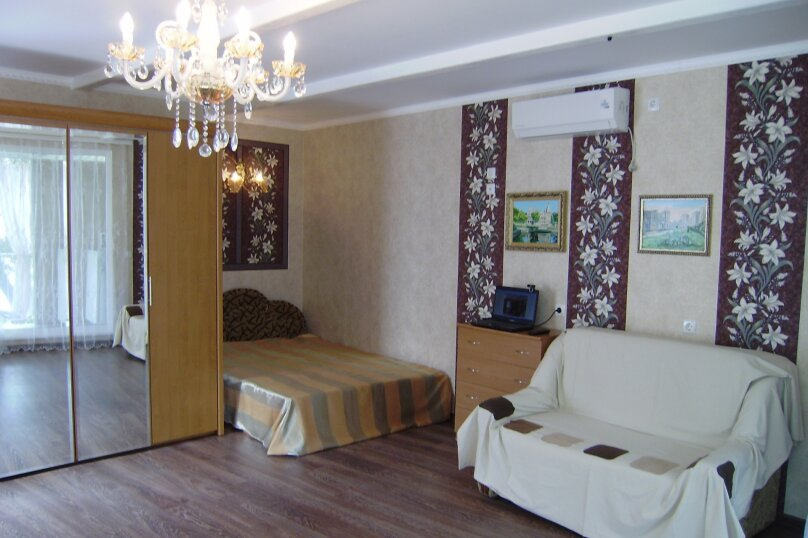 Отдельная комната, Ялтинская улица, 17, Алупка - Фотография 1