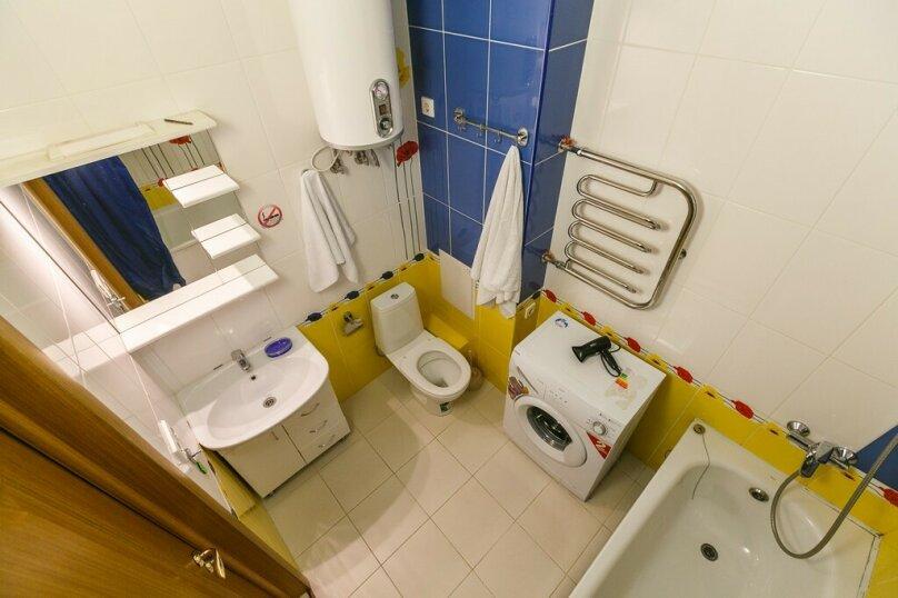 2-комн. квартира на 6 человек, улица Братьев Коростелёвых, 152, Самара - Фотография 14