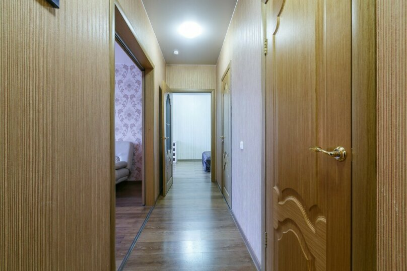 2-комн. квартира на 6 человек, улица Братьев Коростелёвых, 152, Самара - Фотография 15