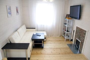 Таунхаус , 80 кв.м. на 4 человека, 1 спальня, Лесная, Большая Ижора - Фотография 1