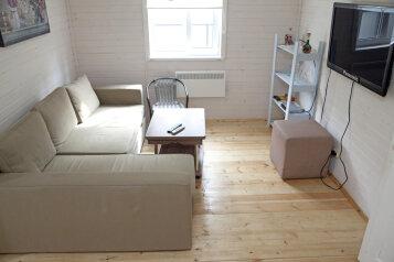 Таунхаус Семейный, 80 кв.м. на 4 человека, 2 спальни, лесная, Санкт-Петербург - Фотография 2