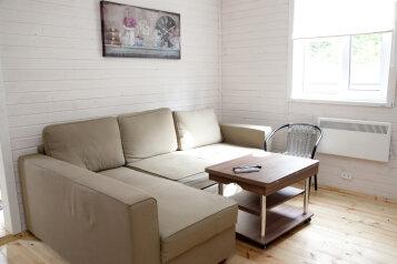 Таунхаус Семейный, 80 кв.м. на 4 человека, 2 спальни, лесная, Санкт-Петербург - Фотография 3