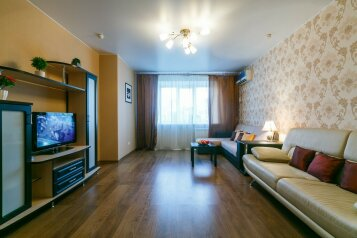 2-комн. квартира на 6 человек, улица Братьев Коростелёвых, 152, Самара - Фотография 1