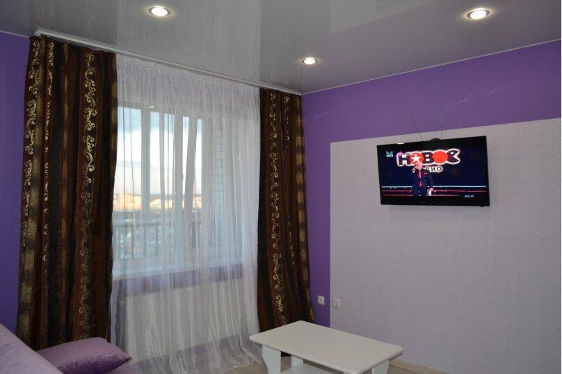 1-комн. квартира, 50 кв.м. на 4 человека, улица Пирогова, 1к6, Чебоксары - Фотография 5