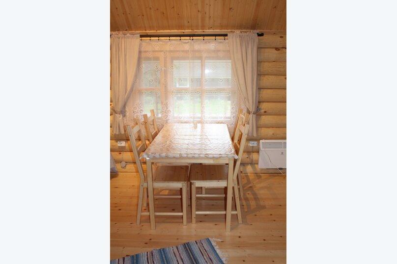 Гостевой дом 1 на реке Олонка, Старозаводская, 2, Ильинский, Карелия - Фотография 1