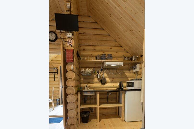 Гостевой дом 1 на реке Олонка, Старозаводская, 2, Ильинский, Карелия - Фотография 4