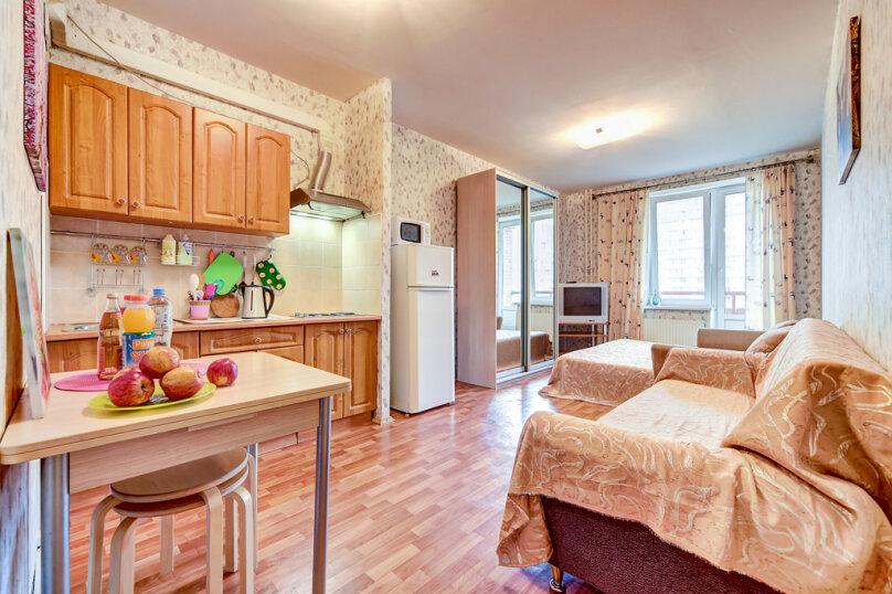 1-комн. квартира на 4 человека, Пулковская улица, 8к4, Санкт-Петербург - Фотография 1