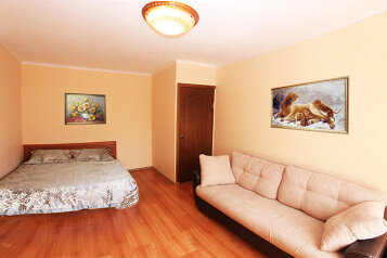 1-комн. квартира, 35 кв.м. на 4 человека, Пушкинская, 281, Ижевск - Фотография 1