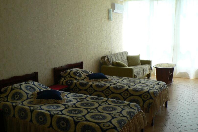 1-комн. квартира, 47 кв.м. на 5 человек, Дивная улица, 2, Дивноморское - Фотография 3