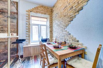 2-комн. квартира, 50 кв.м. на 4 человека, улица Жуковского, Санкт-Петербург - Фотография 2