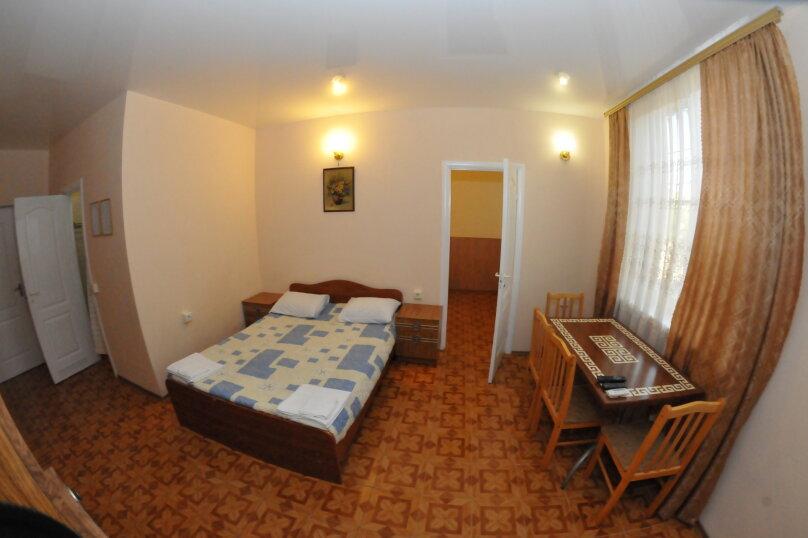 4-х местный номер 2 этаж, Новороссийская улица, 119а, Геленджик - Фотография 3